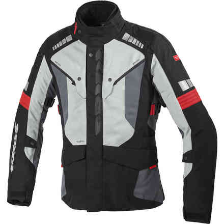 Jacket Outlander Ice Red Spidi