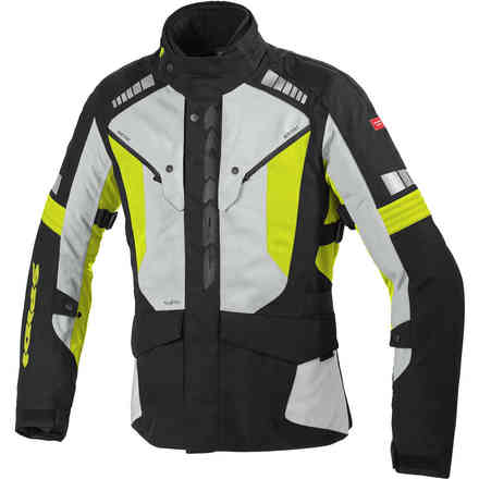 Jacket Outlander Yellow Fluo Spidi