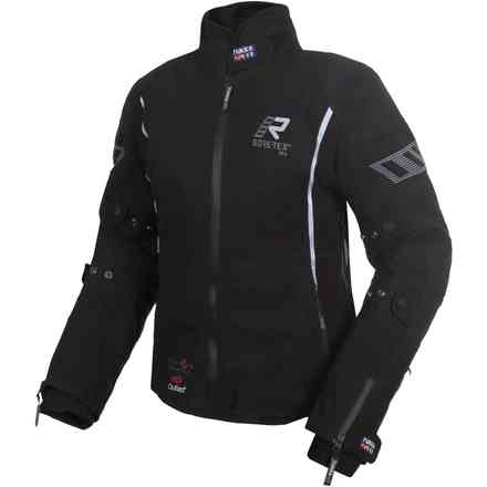 Jacket Spektria Black White RUKKA