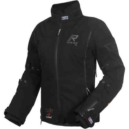 Jacket Spektria Black RUKKA