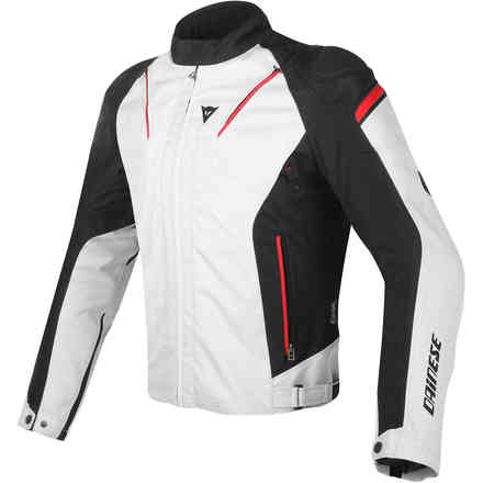 Jacket Stream Line d-dry gray black red Dainese