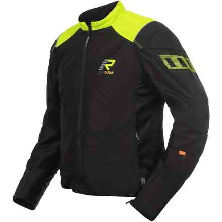 Jacket Stretchair Black Yellow RUKKA