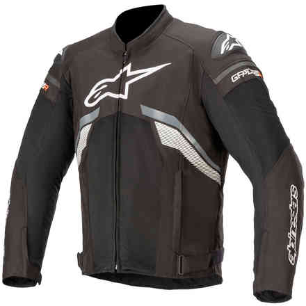 Jacket T-Gp Plus R V3 Air Black Dark Gray White Alpinestars