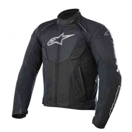 Jacket T-Jaws Waterproof 2017 Schwarz Alpinestars