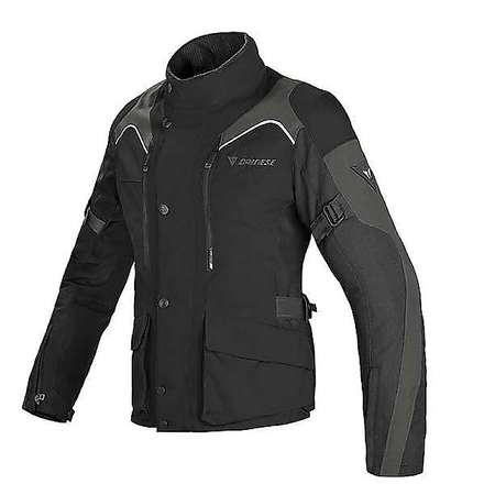 Jacket Tempest d-dry black-gray Dainese