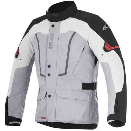 Jacket Vence Drystar gray black Alpinestars
