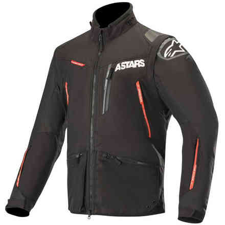 Jacket Venture R Black Red Alpinestars