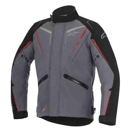 Jacket Yokohama Drystar gray black red Alpinestars