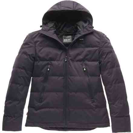Jackets Fabric Easy Winter Woman 1.0 Blue Blauer