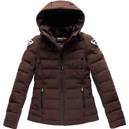 Jackets Fabric Easy Winter Woman 1.0 Brown Blauer