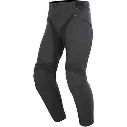 Jagg black Leather Pants Alpinestars