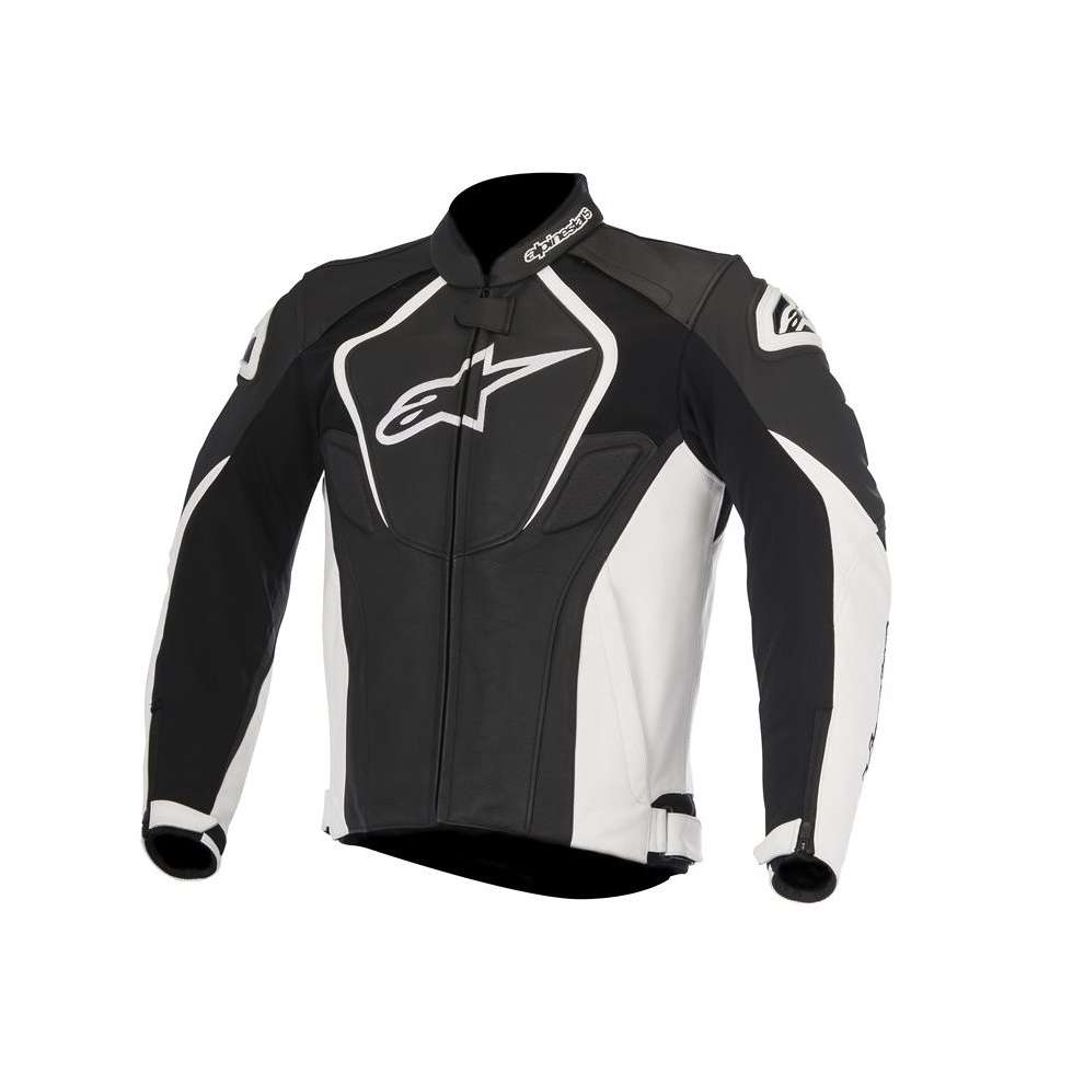 Jaws black white Jacket  Alpinestars