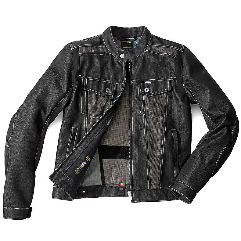 Jeans Net Tex Jacket Spidi