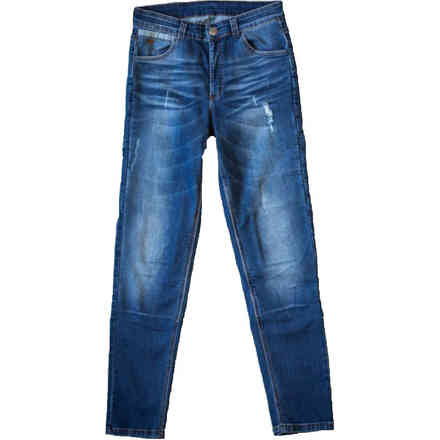 Jeans Roma Blue Motto