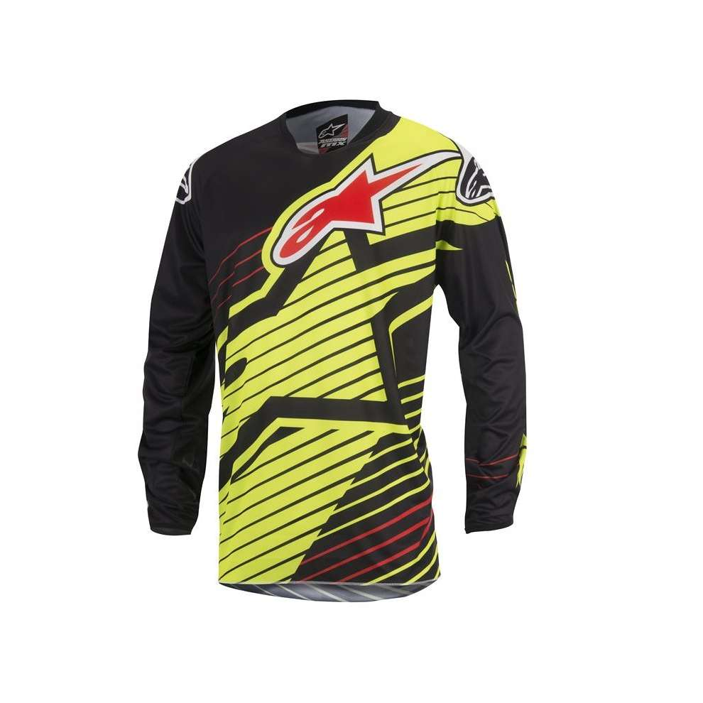Jersey croix Youth Racer Braap 2017 Alpinestars