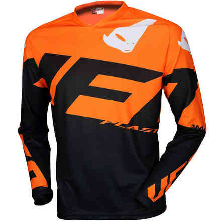 Jersey Cross Mizar Kind Schwarz Orange Ufo