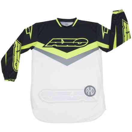 Jersey Trans-Am Black/Yellow Axo