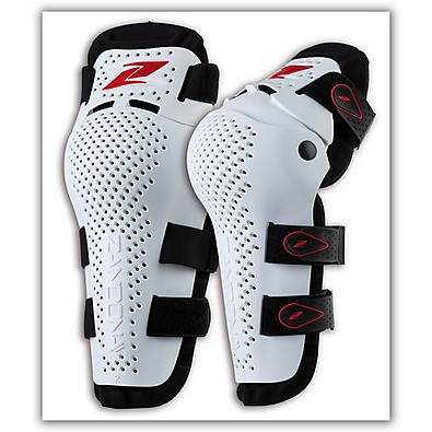 Jointed Knee  White Protection Zandonà