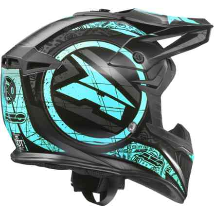 Jump cross helmet Axo