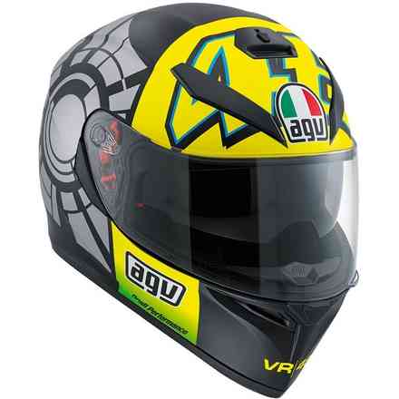 K-3 Sv Winter Test 2012 Helmet Agv
