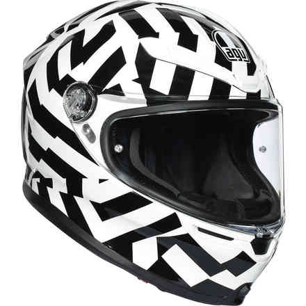 K6 Agv Ece Multi Secret Helm Agv