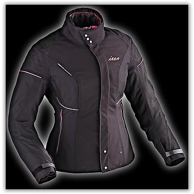 Kalia Shell HP  Black /Pink  Lady Jacket Ixon