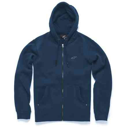 Kapuzenpulli Effortless  navy Alpinestars