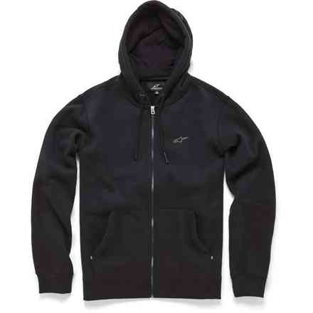 Kapuzenpulli Effortless Schwarz Alpinestars