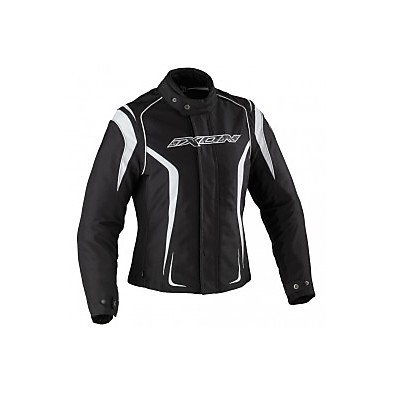 Kashima  HP  Black /White  Lady Jacket Ixon
