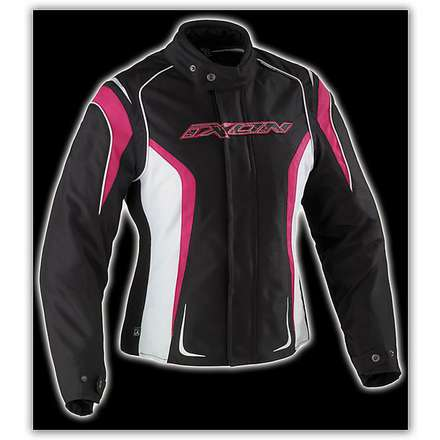 Kashima  HP  Black /White/Pink  Lady Jacket Ixon