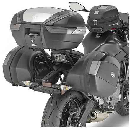 Kawasaki S650 2017 Side Luggage Holder Givi