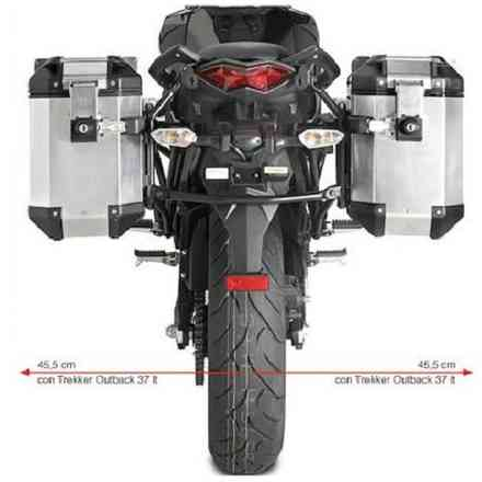 Kawasaki Versys 650 Side Stand Holder Givi