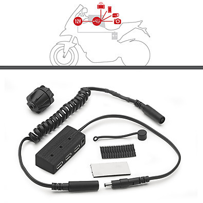 KIT POWER HUB  Givi