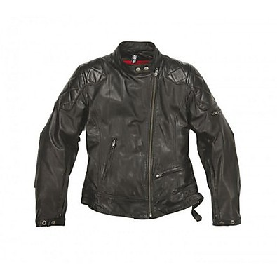 Ks 70 lady leather Jacket Helstons