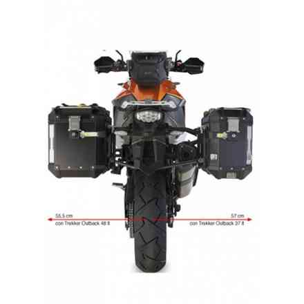 KTM 1050 Adventure Side valise Givi