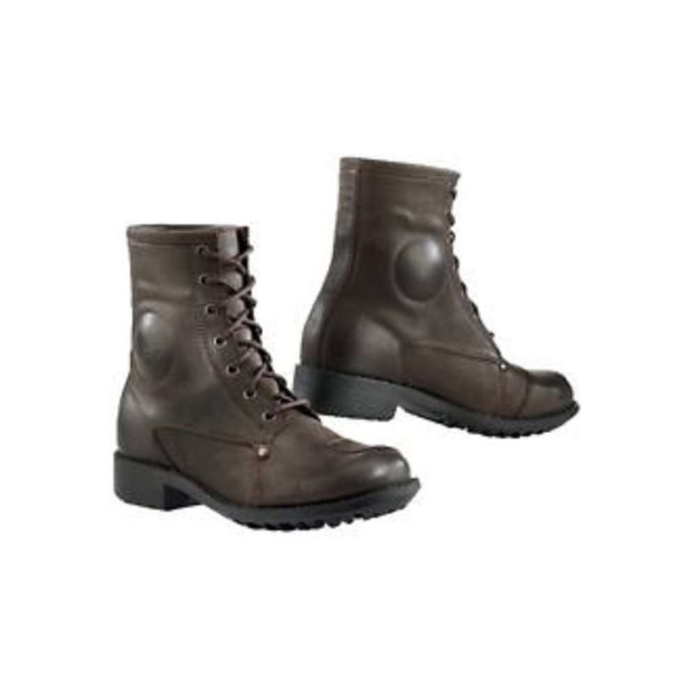 Lady Blend Waterproof boots in brown Tcx