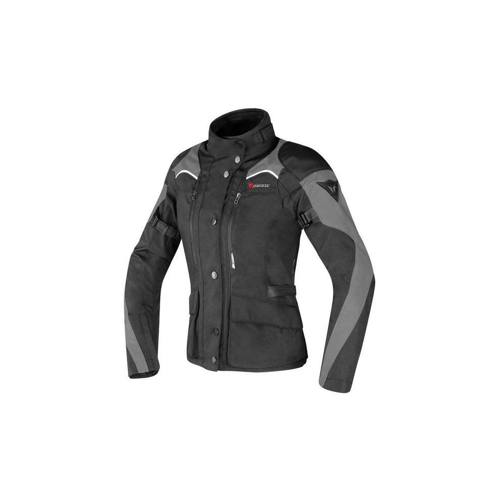 Lady Jacket Tempest d-dry black Dainese