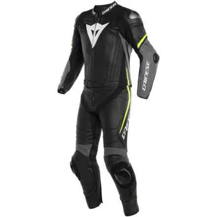 Laguna Seca 4 2pcs leather suit Dainese