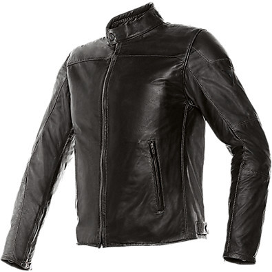 Leather jacket Mike black Dainese