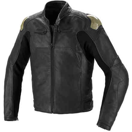 Leather Jacket Rebel Spidi