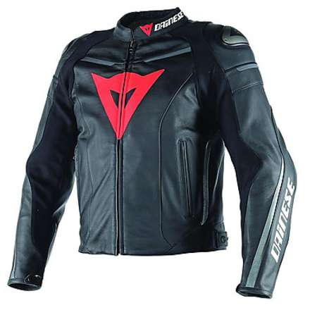 Leather jacket Super Fast  Dainese