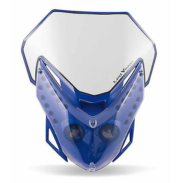 Led Vision blue Acerbis