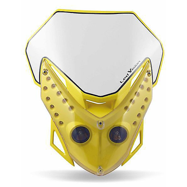 Led Vision giallo Acerbis