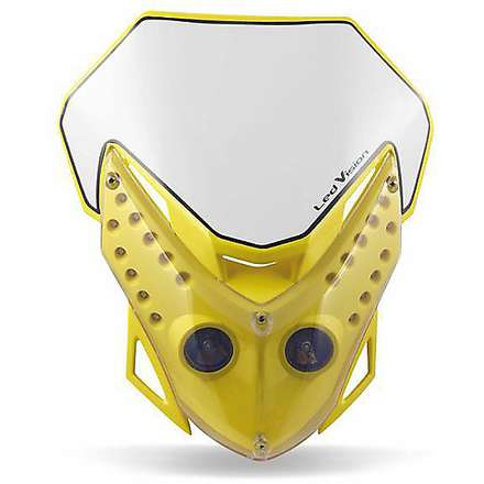 Led Vision yellow Acerbis