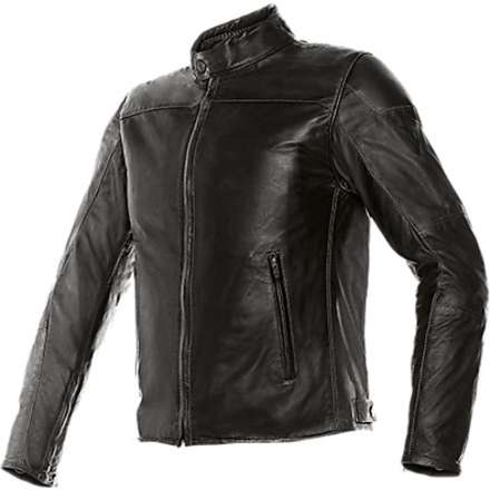 Lederjacke Mike black Dainese