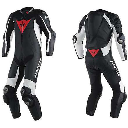 Lederkombi D-Air Racing Misano  Dainese