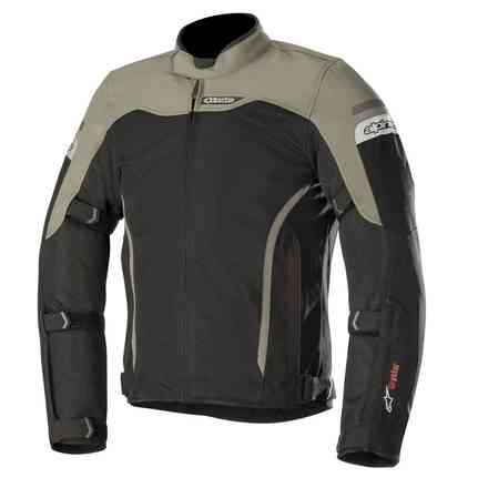 Leonis Drystar Air jacket black military green  Alpinestars