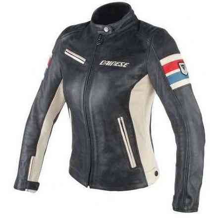 Lola D1 Perforated Lady jacket Dainese