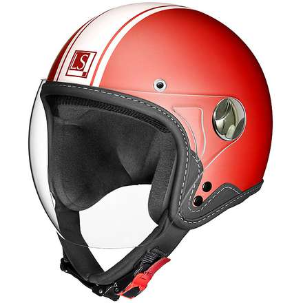 LS Junior  Helmet Red MAX - Helmets