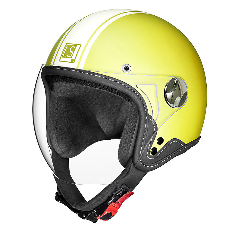 LS Junior  Helmet Yellow MAX - Helmets